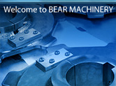 Bear Machinery welcome image